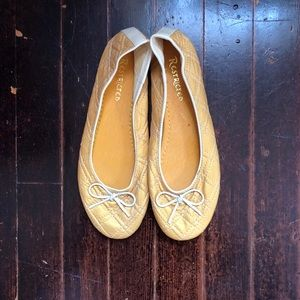 Restricted ballet flats size 7.5 EUC